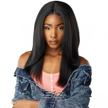 Sensationnel Curls Kinks & Co Synthetic Hair Empress Lace Front Wig - ALPHA WOMAN