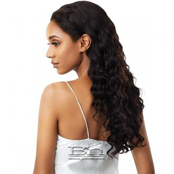 Outre Mytresses Platinum Label 100% Virgin Human Hair HD Full Lace Wig - NATURAL LOOSE DEEP