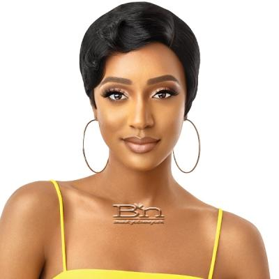 Outre The Daily Wig Synthetic Hair Lace Part Wig - TRISHA