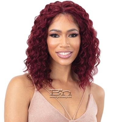 Freetress Equal Lace & Lace Synthetic Hair Lace Front Wig - CRUSH (S)
