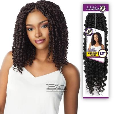Sensationnel Lulutress Synthetic Braid - PASSION TWIST 12