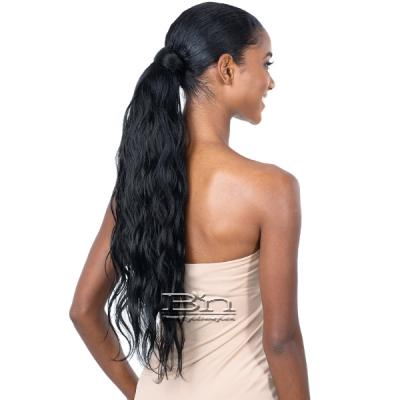 Shake N Go Organique Pony Pro Mastermix Pony Wrap - BODY WAVE 24