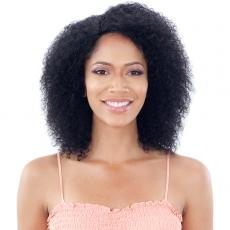 Naked 100% Brazilian WET & WAVY Natural Hair Lace Front Wig - SUMMER CURL