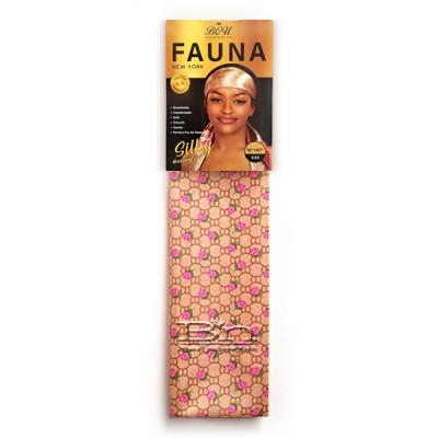 Bou Fauna New York Silky Head Wrap Scarf