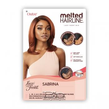 Outre Synthetic Melted Hairline Lace Front Wig - SABRINA