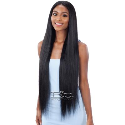 Organique Synthetic Hair 5 Inch Lace Front Wig - LIGHT YAKY STRAIGHT 36