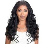 Zury Sis Diva Collection Synthetic Hair Lace Front Wig - DIVA LACE H FULANI 101