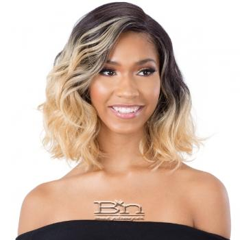 Model Model Synthetic C.E.O Lace Front Wig - CEO 01