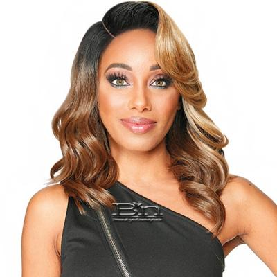 Zury Sis Diva Collection Synthetic Hair Lace Front Wig - LACE H EARTHY