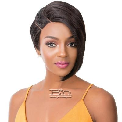 It's A Lace Front Wig - SWISS LACE TWO BLOCK