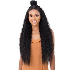 Mayde Beauty Synthetic Hair Pre-Braided Lace Frontal Wig - TORIA