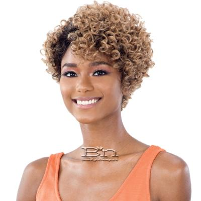 Freetress Equal Lace & Lace Synthetic Hair Lace Front Wig - SMALL ROD SET