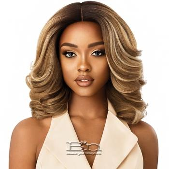 Outre Synthetic Lace Front Wig - NEESHA 204