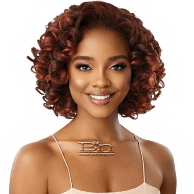 Outre Synthetic Half Wig Quick Weave - DRUANN