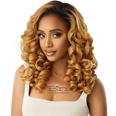 Outre Synthetic Half Wig Quick Weave - JEANETTE
