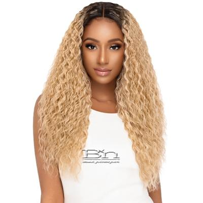 Outre Synthetic I-Part Swiss Lace Front Wig - KALEIA