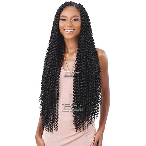 Freetress Synthetic Braid - WATER WAVE EXTRA LONG