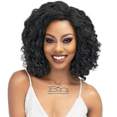 Janet Collection Natural Me Synthetic Hair Lace Wig - KIARA