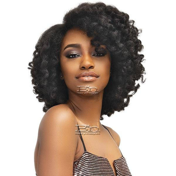 Janet Collection Natural Me Synthetic Hair Lace Wig - YANA