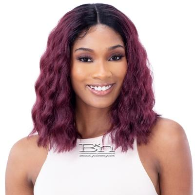 Mayde Beauty Synthetic Hair Refined HD Lace Front Wig - TIFFY