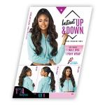 Sensationnel Synthetic Half Wig Instant Up & Down - UD 6