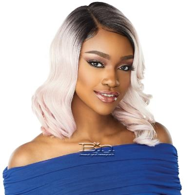 Sensationnel Synthetic Hair Dashly Lace Front Wig - LACE UNIT 12