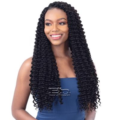 Freetress Synthetic Braid - 3X JOYFULL CURL 20