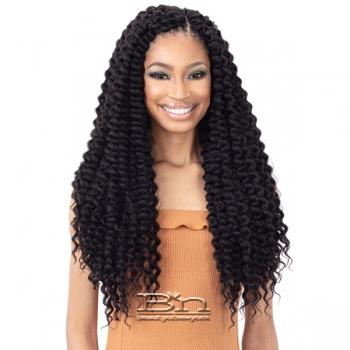 Freetress Synthetic Braid - 3X SOULFULL CURL 20
