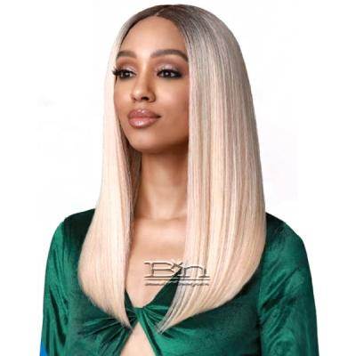 Bobbi Boss Synthetic Hair 13x5 HD Frontal Lace  Wig - MLF470 CHERIE