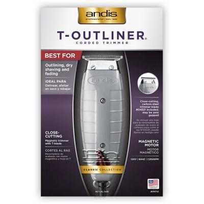 Andis T-Outliner Corded Trimmer #04710