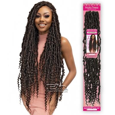 Janet Collection Synthetic Braid - MAVERICK LOCS 24