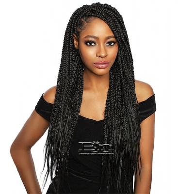 Mane Concept Afri Naptural Synthetic Hair Braid - BRD308 3X I DEFINE EASY KNOTLESS BRAID 52