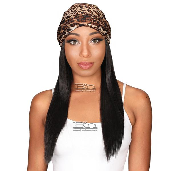 Zury Sis Synthetic Hair Scarf Wig - SF H UNO