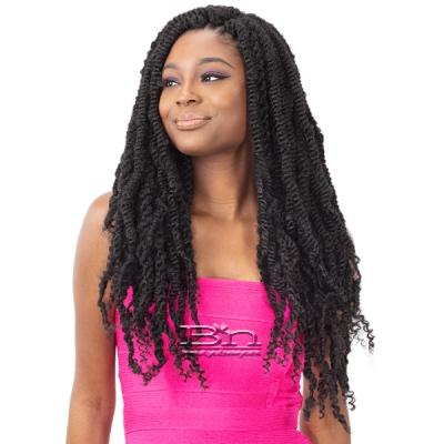 Freetress Equal Synthetic Braid - 2X TYPE 4 TWIST NATURES TOUCH