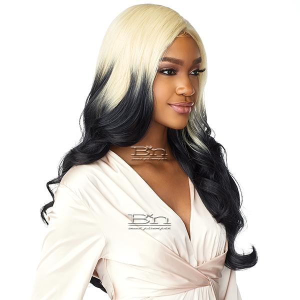Sensationnel Shear Muse Synthetic Hair Empress Lace Front Wig - KANESHA