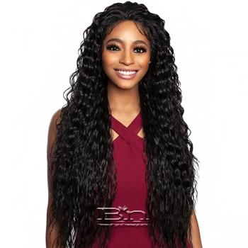 Mane Concept Red Carpet Synthetic Hair HD Natural Hairline Lace Wig - RCHN204 RONNI