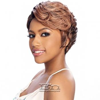 Vanessa Synthetic Hair Party Lace 6 inch Deep J Part Wig - DJ DIVA