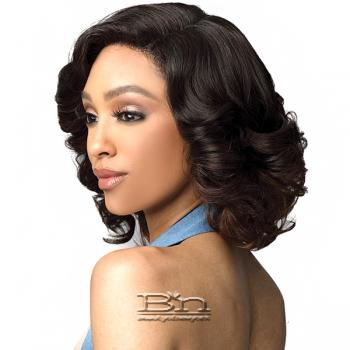Bobbi Boss Synthetic Hair 5 inch Deep Part Lace Front Wig - MLF427 DESIRAE