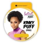 Sensationnel Synthetic Instant Pony - KINKY PUFF