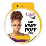Sensationnel Synthetic Instant Pony - MINI KINKY PUFF