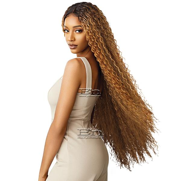 Outre Synthetic I-Part Swiss HD Lace Front Wig - SHILOH 38