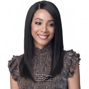 Bobbi Boss 100% Virgin Remy Human Hair 13X4 Lace Frontal Wig - MHLF527 JAYNE