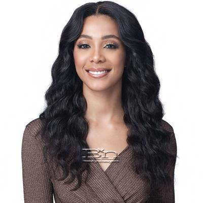 Bobbi Boss 100% Virgin Remy Human Hair 13X4 Lace Frontal Wig - MHLF529 BRIGETTE