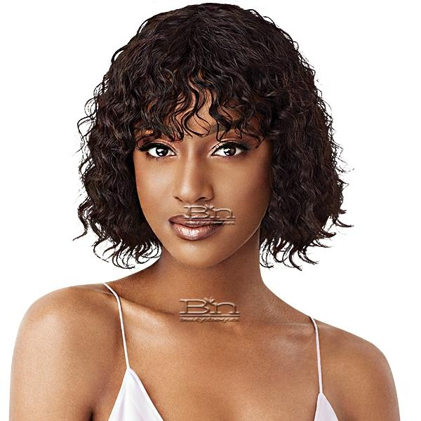 Outre Mytresses Purple Label 100% Unprocessed Human Hair Wig - SHARYN