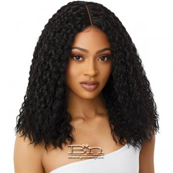 Outre Synthetic I-Part Swiss HD Lace Front Wig - ATLANTA