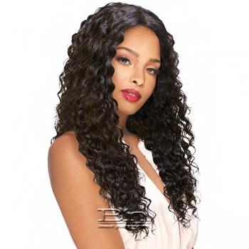 Sensual Vella Vella 100% Remi Human Hair Lace Front Wig - BEACH CURL 24