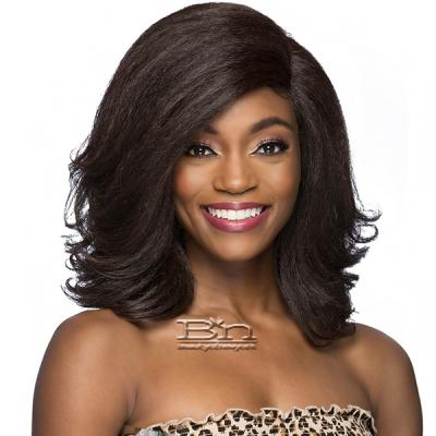 Vivica Fox Synthetic HD Swiss Lace Front Wig - UBA