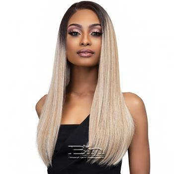 Janet Collection Synthetic Melt 13x6 Lace Frontal Wig - BISA