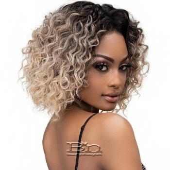 Janet Collection Synthetic Melt 13x6 Lace Frontal Wig - DEJA