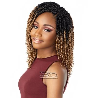 Sensationnel Lulutress Synthetic Braid - 2X SKINNY PASSION TWIST 12